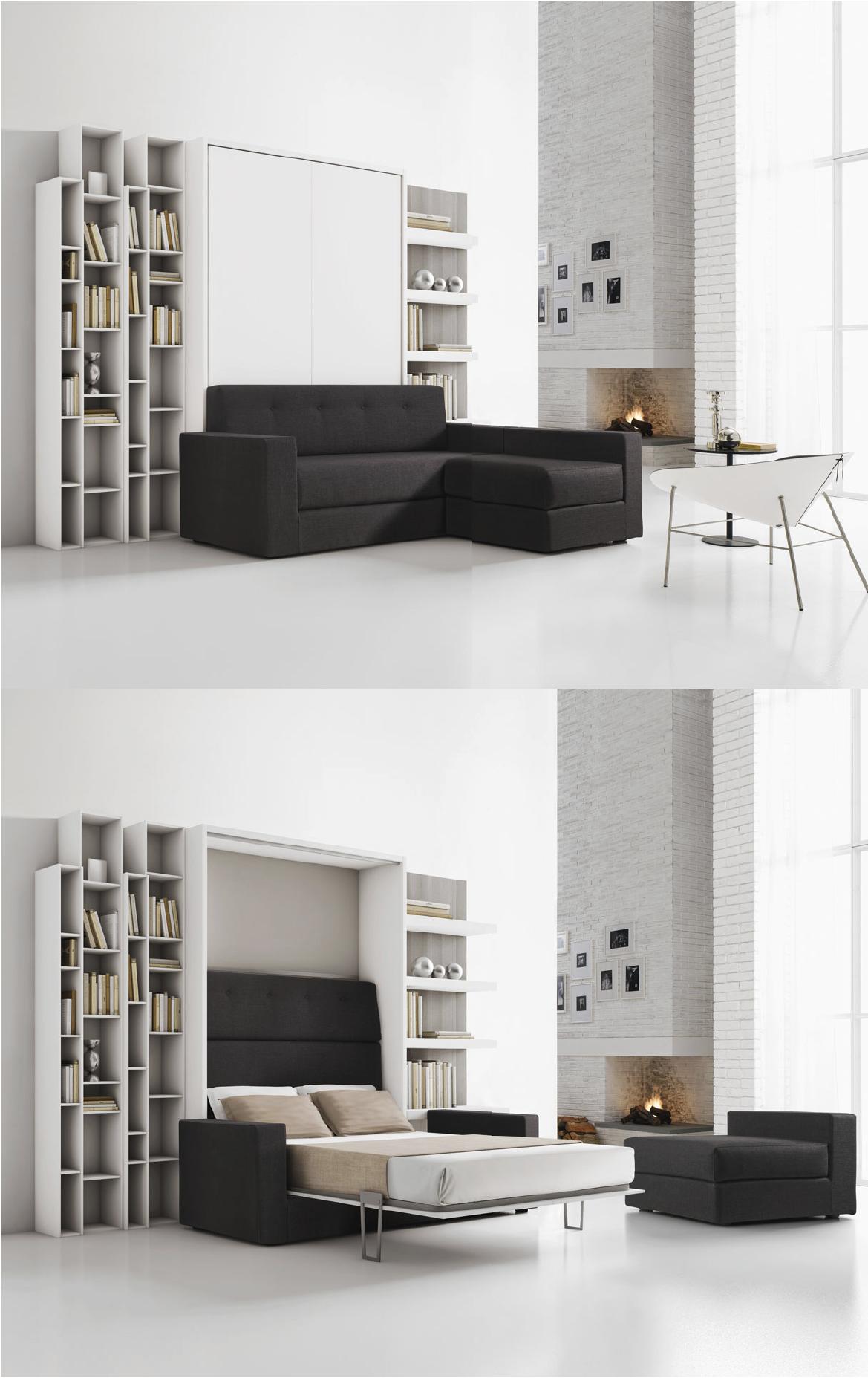 Lit escamotable personnalisable nouveaut for Meuble japonais futon