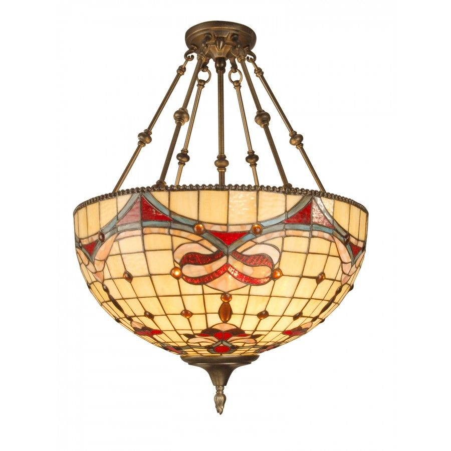 Dale Tiffany Ceiling Lights Baroque 3 Light Pendant Th60098 Tiffany Ceiling Lights 3 Light Pendant Ceiling Lights