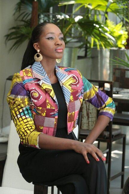 Latest Trendy Ankara Jackets And Blazers Styles Ankara Jackets