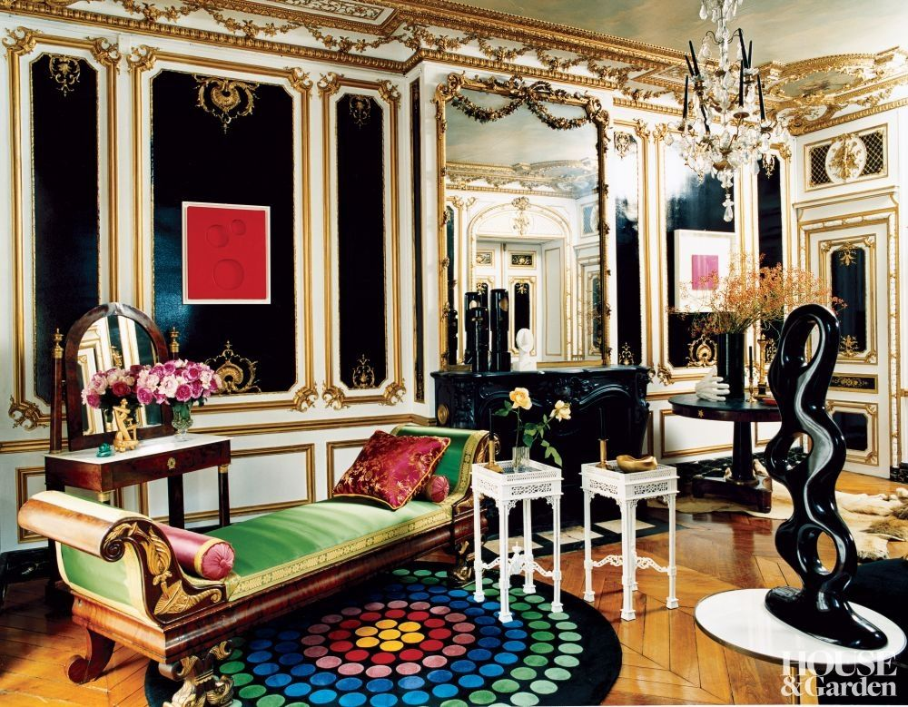 Traditional Living Room by Michael Coor…   Musical chairs