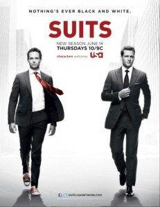 TV show review >> Suits
