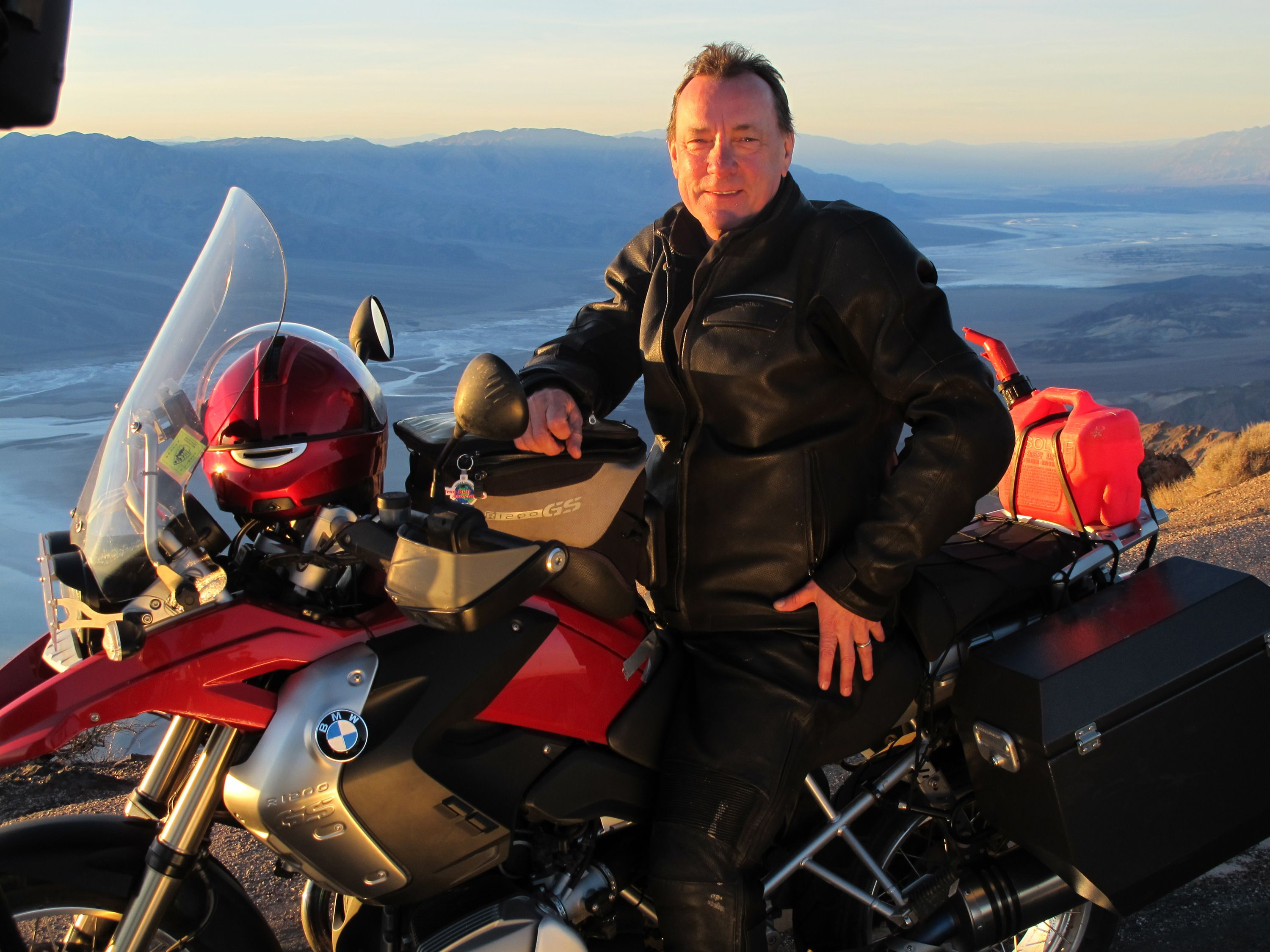 Neil Peart Motorcycle That Carried Him Through His Journey He