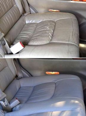 Reupholstering Options For Your Car Because I Am A Dork Who Wants To Get Black Vinyl Seats Her Impala Like Baby On Supernatural