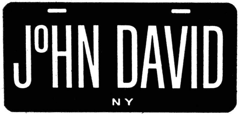 Paul Rand - John David Stores