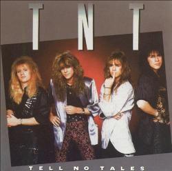 TNT - Tell No Tales CD Cover Art