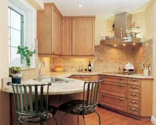 Kitchen Design, Classic Small Kitchen Design Ideas Photos Small