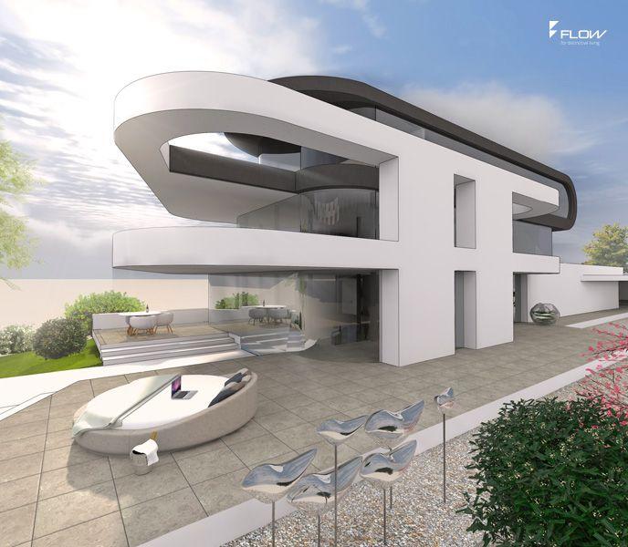 Designhaus Neubau Entwurfswettbwerb E3