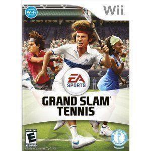 Grand Slam Tennis with 2 Raquets [E]