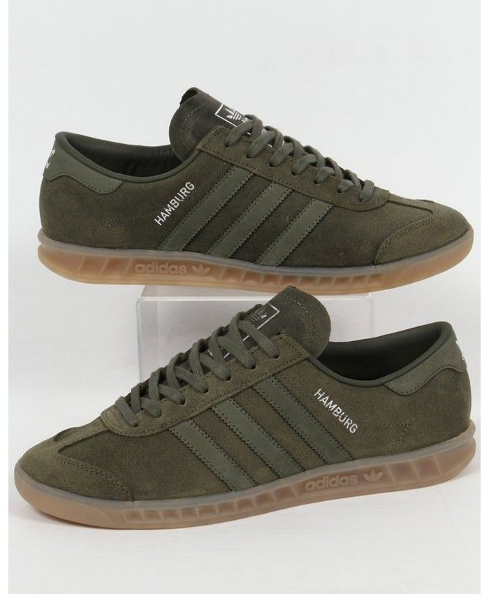 adidas hamburg green sale