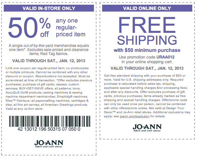 JoAnn Fabric Deal! (With images) Joann fabrics