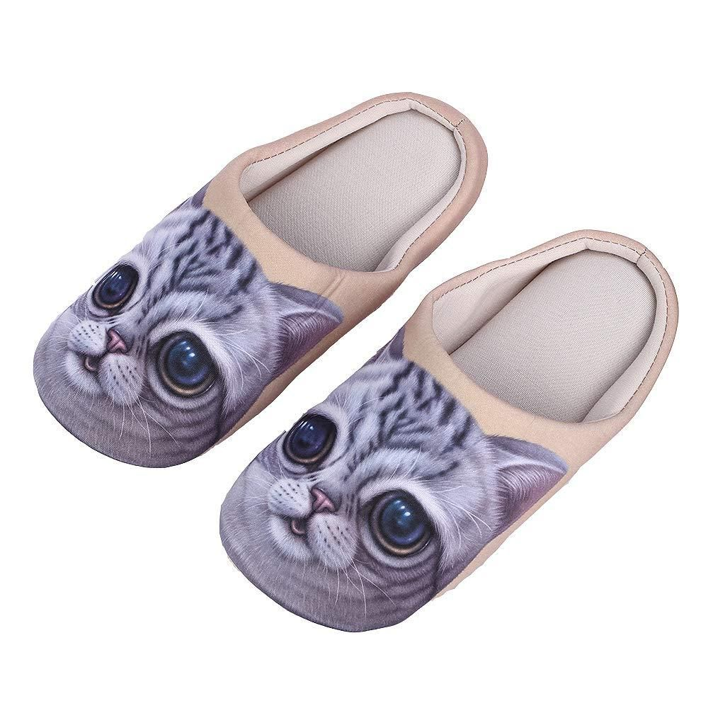 c3d447e239a19 Women's Comfort Coral Fleece Memory Foam Slippers Fuzzy Plush Lining Slip-on  Clog House Shoes for Indoor & Outdoor Use