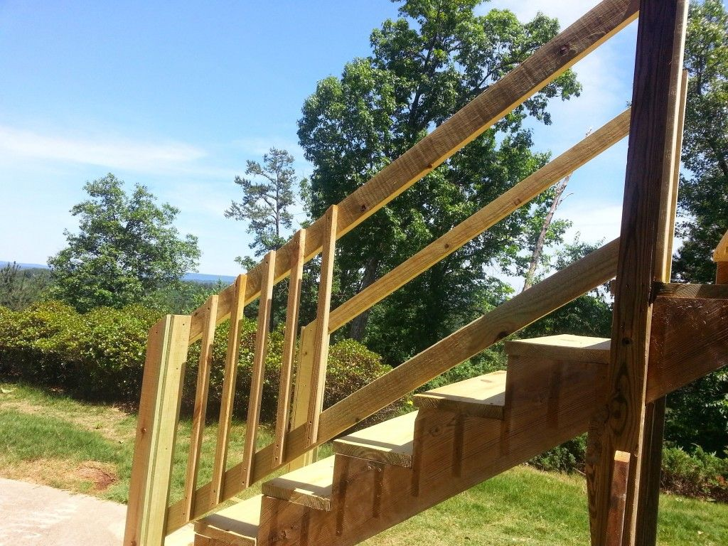 Superieur Repair Deck Railing And Stairs
