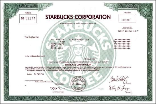 HttpWwwGiveashareComStockAspBuyStarbucksStock Starbucks