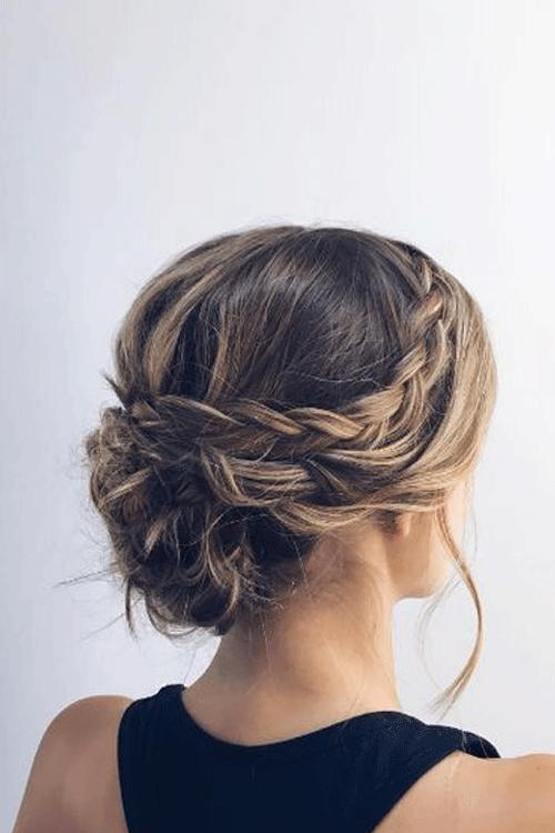 Crédit Pinterest Wedding Hairstyles Hair styles