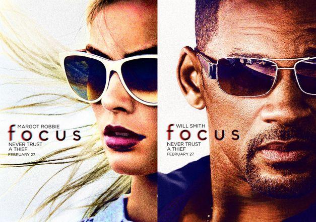 Focus Pelicula Poster Buscar Con Google Will Smith Margot Robbie Robbie