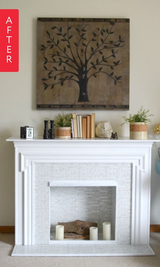 How To Fix Cracked Mortar Or Concrete In A Fireplace With Mor