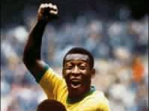 Pele - Best Brazilian Soccer Player of all time