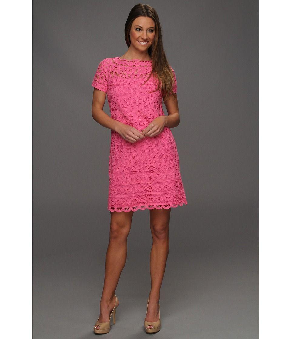 Lilly Pulitzer MarieKate Dress (Hotty Pink) | ropa | Pinterest | Ropa