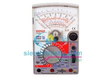 Đồng hồ vạn năng chỉ thị kim Sanwa CX506A