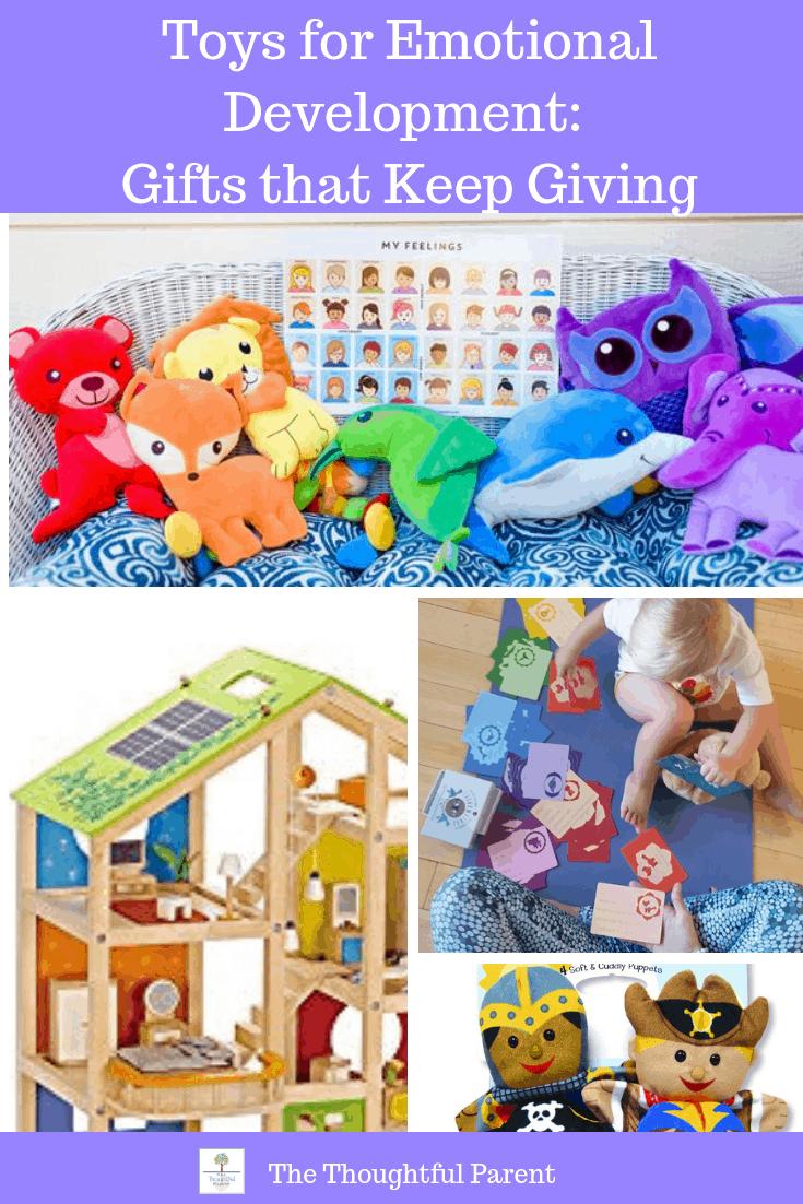 Toys for Emotional Development