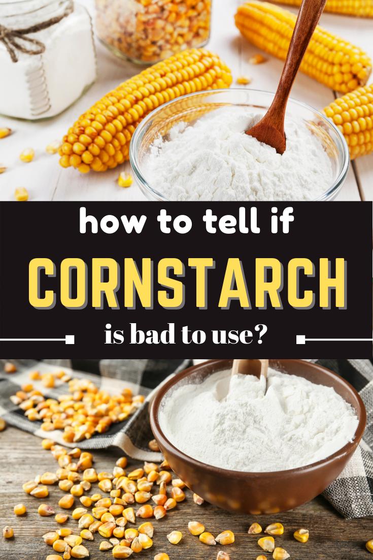 How To Tell If Cornstarch Is Bad Cornstarch Shelf Life Food Shelf Life Food Corn Starch