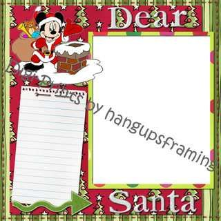Pre-Made Scrapbook Pages | DISNEY CHRISTMAS DIGITAL SCRAPBOOK PRE MADE PAGESS~*CD