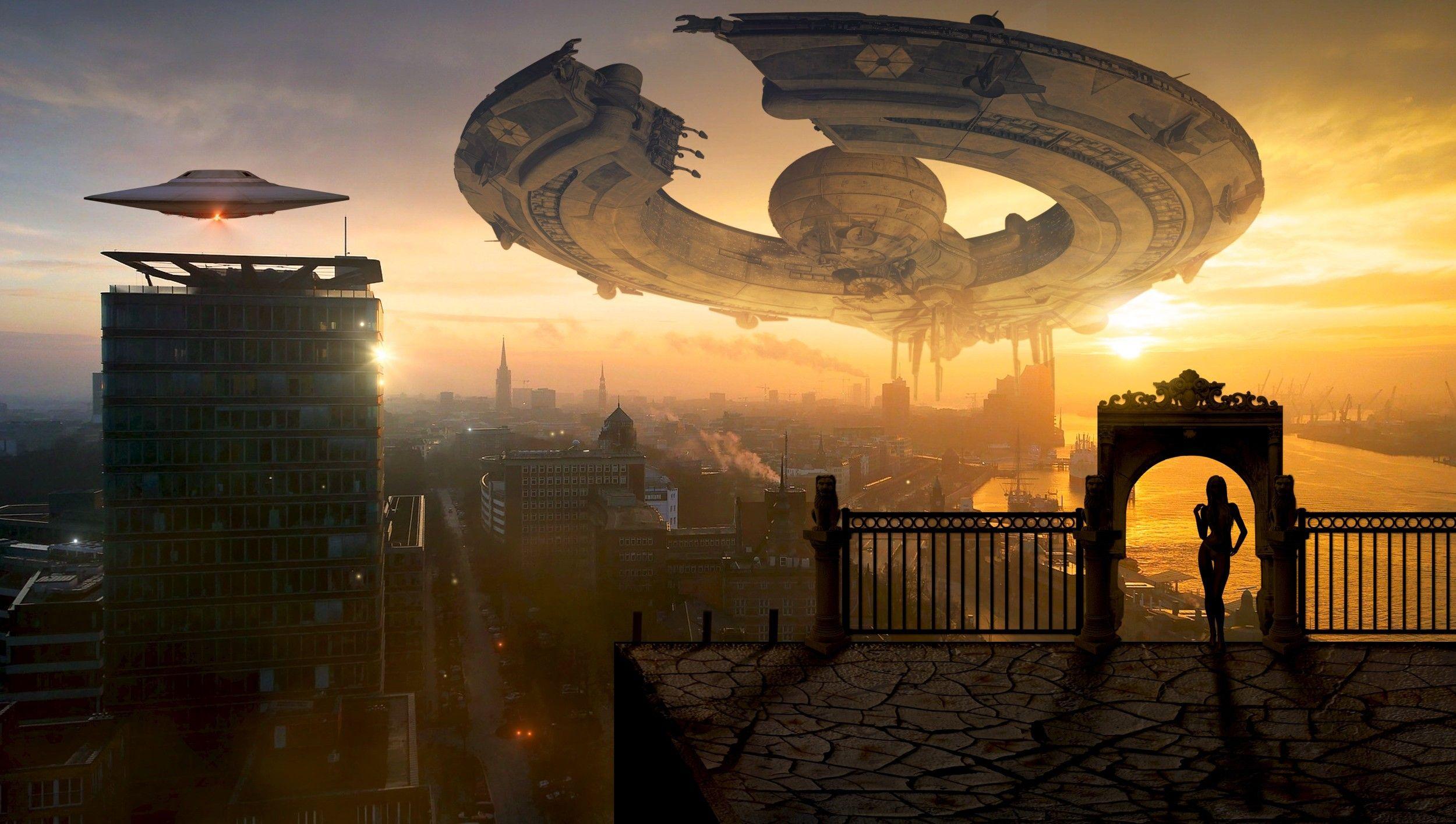 Người ngoài hành tinh và Mỹ bí mật hợp tác xây dựng căn cứ trên sao Hỏa?