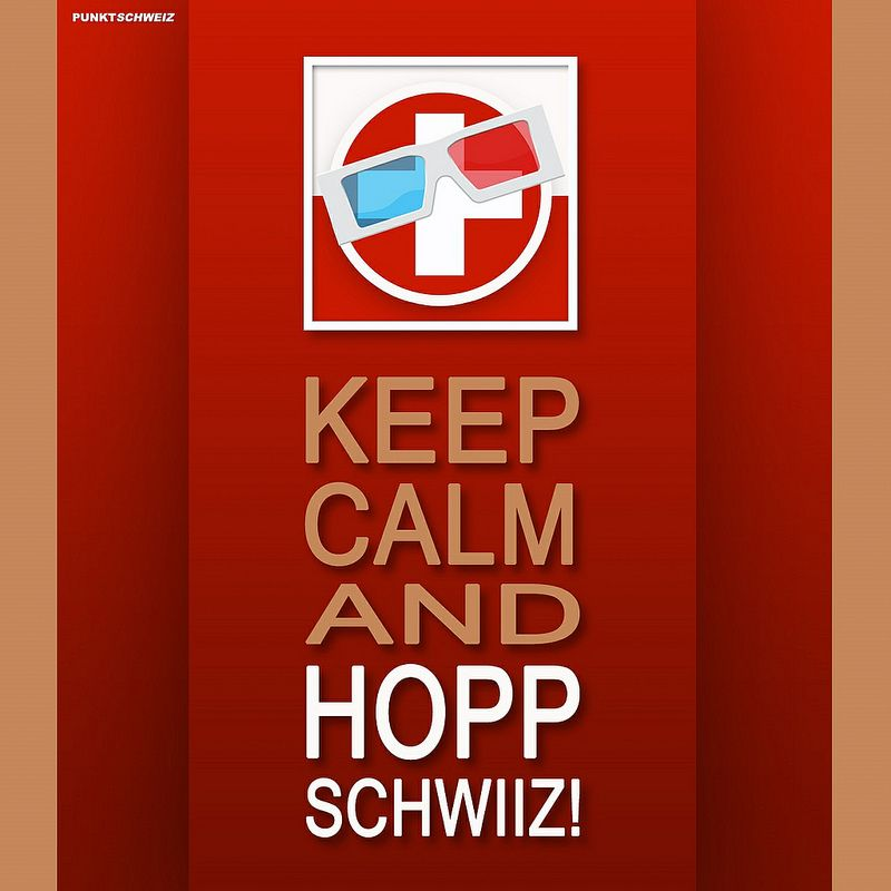 Keep Calm And Hopp Schwiiz Keep Calm Swiss Ski Travel Quotes