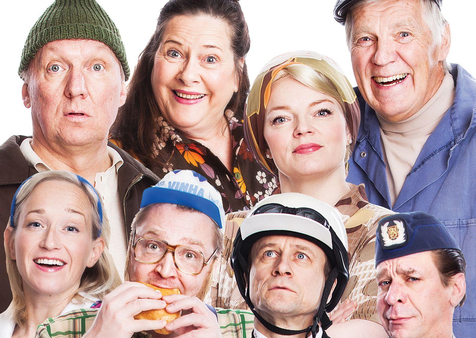 Komediateatteri Lunasta tarjouslippusi kesäteatterin hulvattomiin näytelmiin! Tampereen Komediateatterissa viihdytään teatteriesitysten parissa ympäri vuoden. Kesäteatterissamme nähdään tänä kesänä näytelmä Tankki täyteen. Syksyllä päänäyttämön valloittaa traaginen komedia Pukija.  #komediateatteri #tampere #rakastampere #kesäteatteri #tankkitäyteen