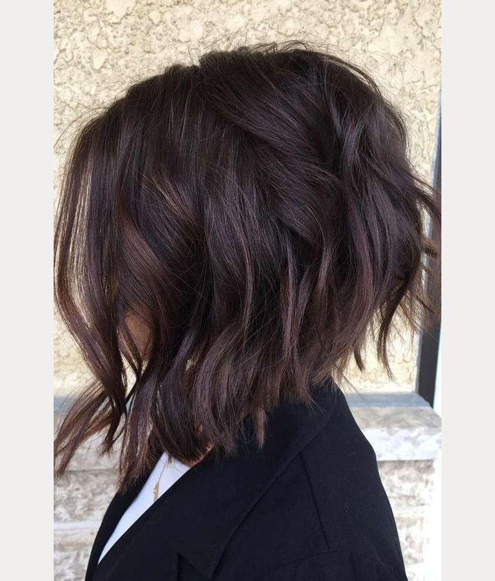 20 Gorgeous Inverted Choppy Bobs Prom Hairstyles Pinterest