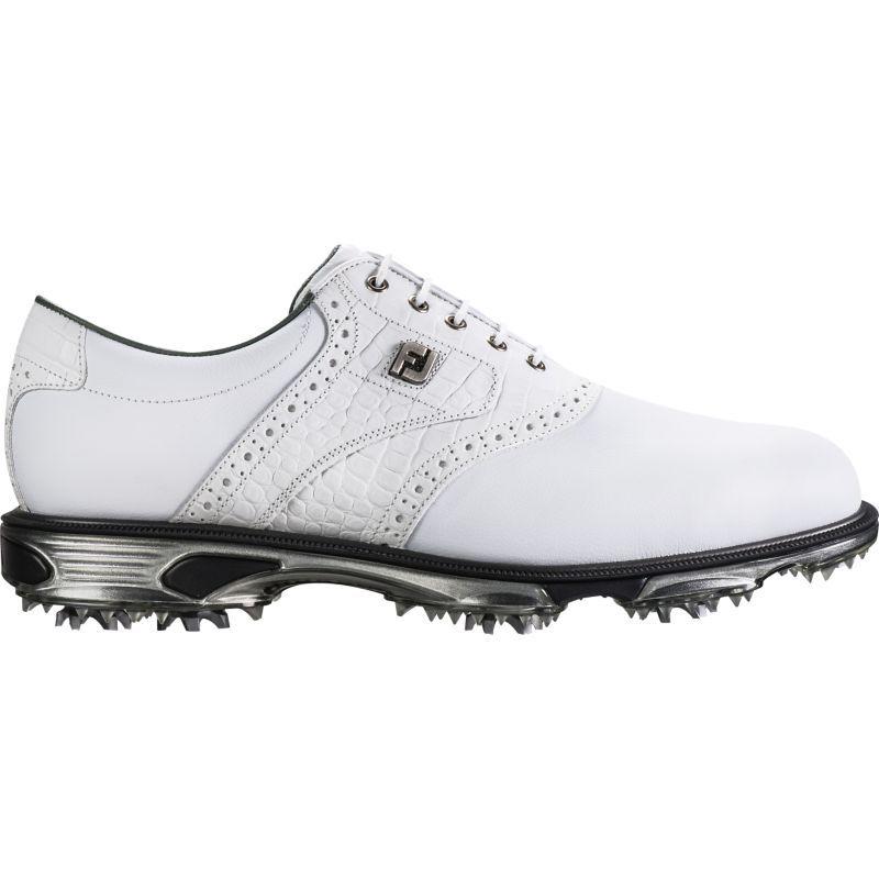 Footjoy dryjoys tour saddle golf shoes golf fashion