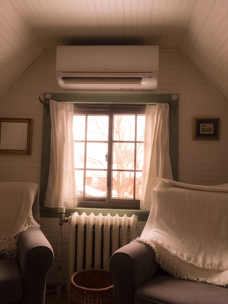 Mitsubishi Ductless Mini Split Heating And Cooling