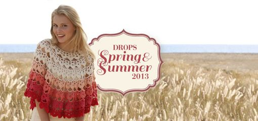 Photo of DROPS Design – Knitting patterns, crochet patterns & high quality yarns