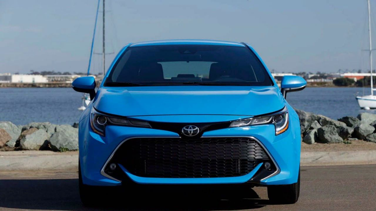 Watch Now 2019 Toyota Corolla Tech And Interior Https Youtu Be