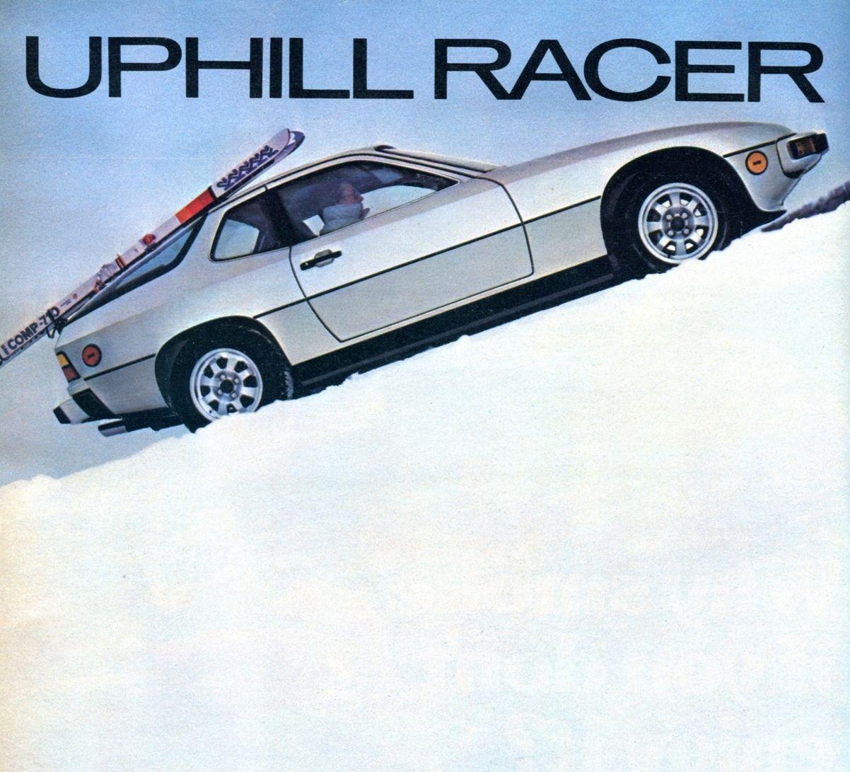 924 uphill racer