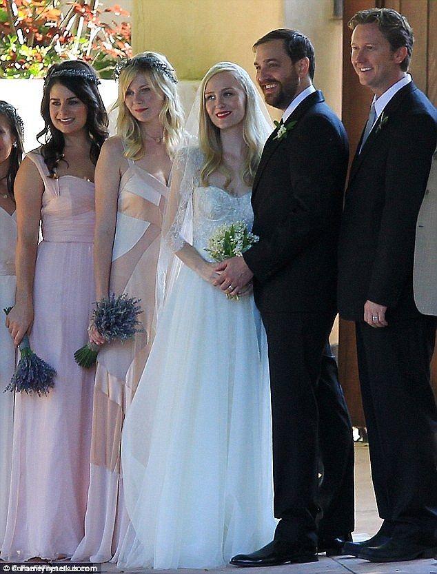 Glamorous celebrity bridesmaids that upstage the brides | Pinterest ...