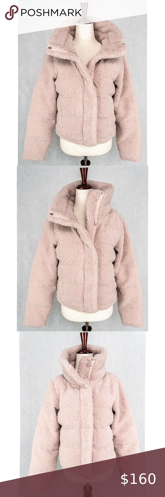 A F Mini Sherpa Fleece Cropped Puffer Jacket 160 Cropped Puffer Jacket Clothes Design Abercrombie And Fitch Jackets [ 1740 x 580 Pixel ]