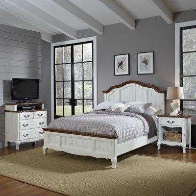 French Countryside Customizable Bedroom Set -   delanico