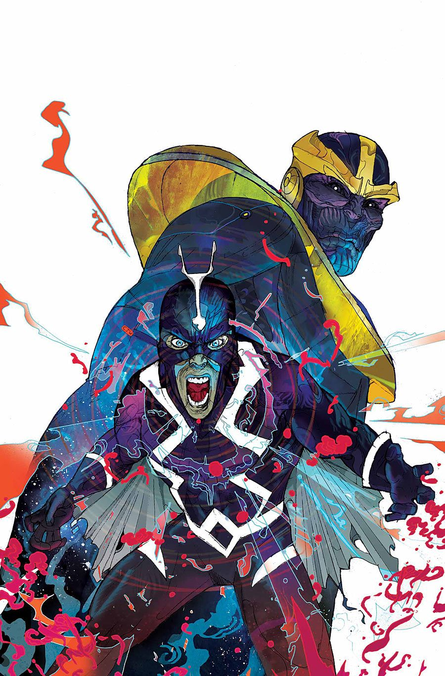 WHAT IF? INFINITY – INHUMANS #1 JOSHUA WILLIAMSON (w) • RILEY ROSSMO (a) Cover by CHRISTIAN WARD