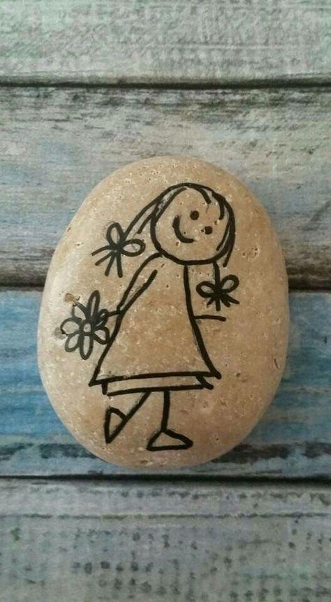 Painted Rock Ideas - Brauchen Sie Ideen zum Malen von Steinen, um #felsenundsteine