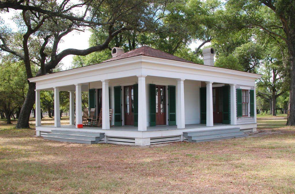 Rural tradition raised plantation house cottage on for House plans mississippi