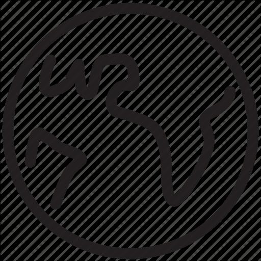 Earth Global International Internet Language World Public Icon Download On Iconfinder World Icon Language Icon