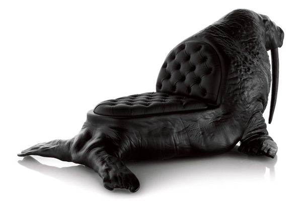 ANIMAL SHAPED CHAIRS http://thatslikewhoa.com/creepy-animal-shaped ...
