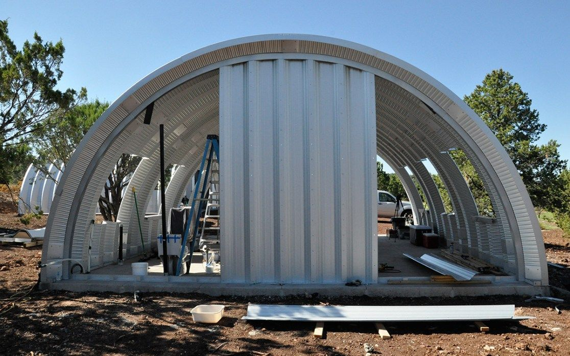 Find more ideas how to build quonset hut homes interior  exterior cost plans small modern also unique for wonderful living atmosphere tsp rh pinterest