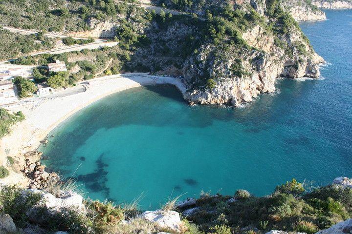 Playas En Javea Alicante Cerca De Zenia Boulevard Alicante