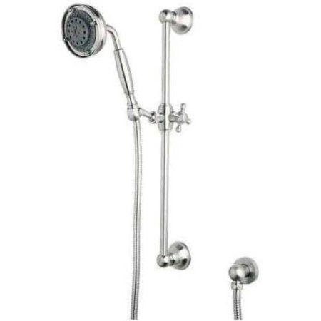 Kohler Mastershower Hotel Multi Function Handheld Shower Head With