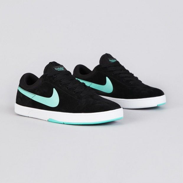 Nike SB Koston 1 BlackCrystal Mint | Shoes in 2019 | Nike