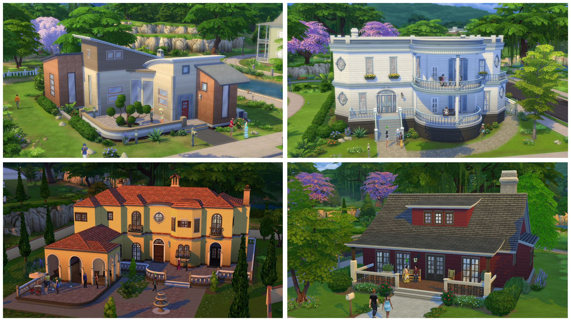 Urban treehouse sims 4 houses - The Sims 4 Build Mode Architecture