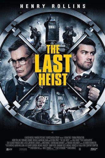 Assistir The Last Heist Online Dublado ou Legendado no Cine HD