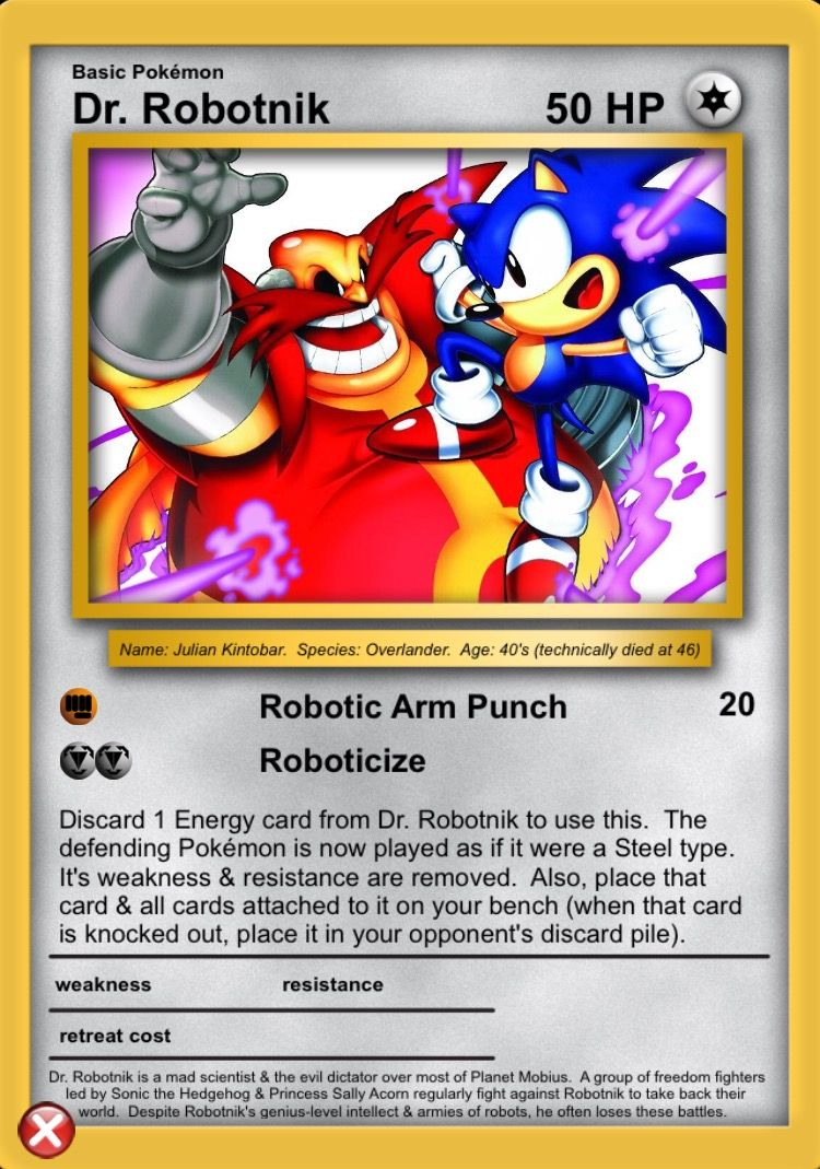 Dr Robotnik Archie Comics Archie Comics Pokemon Sonic The Hedgehog